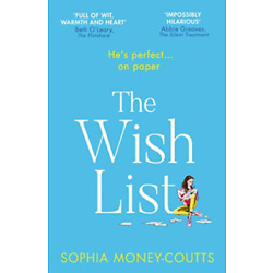Money-Coutts, Sophia-Wish List Hb (UK IMPORT) BOOKH NEW
