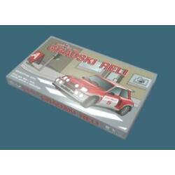 Forsage Board Game City Rally (Light Ed) SW