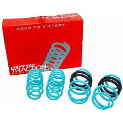GODSPEED TRACTION-S PERFORMANCE LOWERING SPRINGS FIT HONDA ACCORD (CV) 2018-2021
