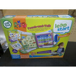 LeapFrog LeapStart Pre-School Success Bundle Ages 2-7 Touch and Talk System