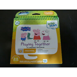 Leap Frog Leap Start Peppa Pig Playing Together Storybook - English Edition