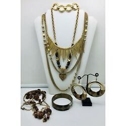 Vintage To Now Estate Jewelry Lot #43  MOTHER OF PEARL