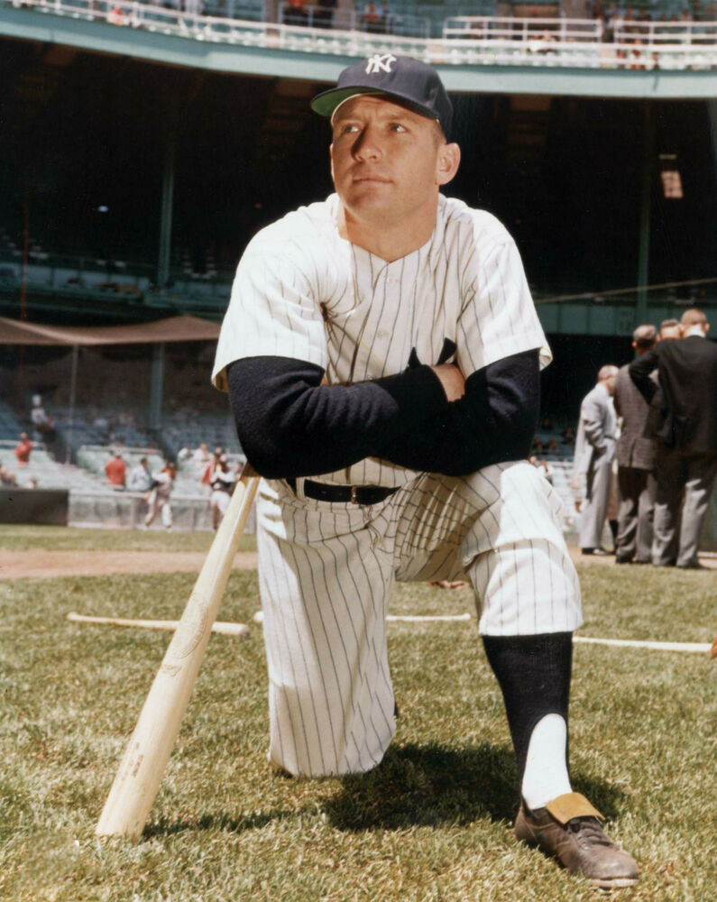 a biography of mickey charles mantle a baseball player Mickey mantle facts:  mickey charles mantle was born in  a former semi-pro baseball player, mutt mantle was so fond of baseball he named his first child after.