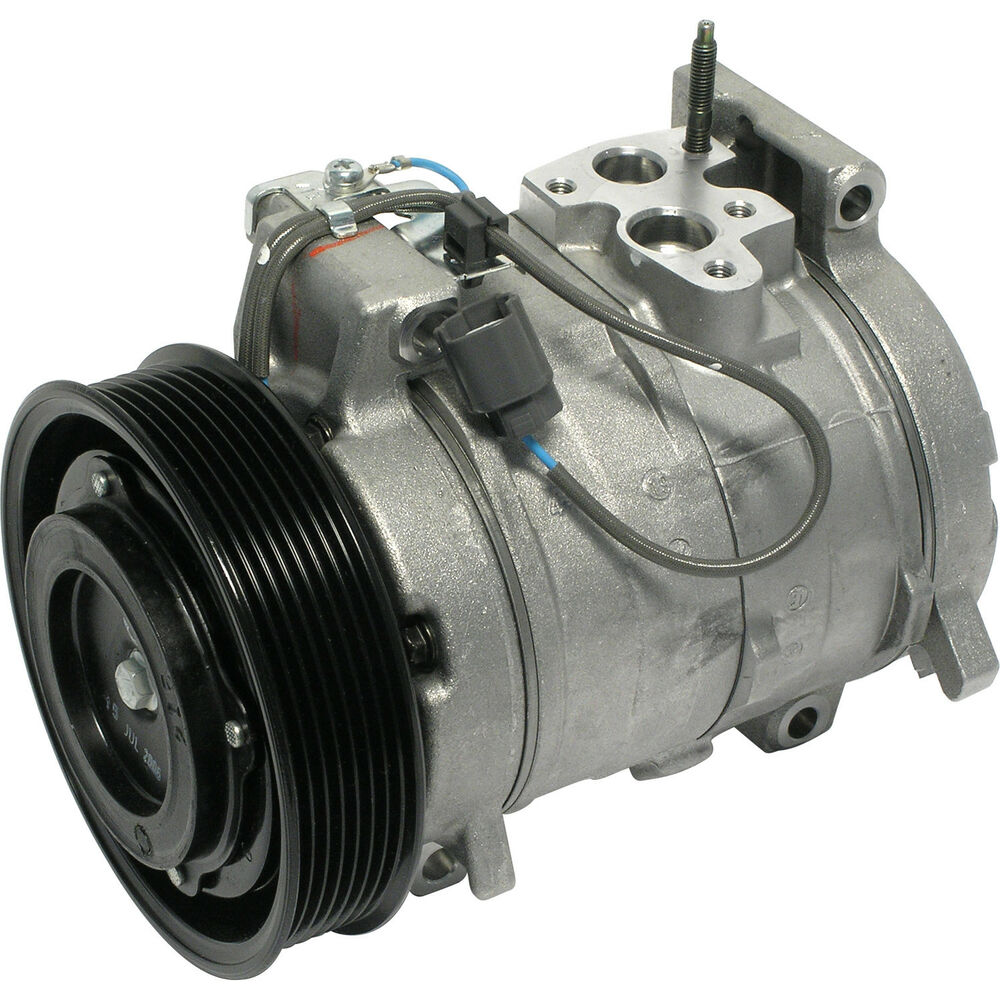 NEW AC Compressor & CLUTCH HONDA ELEMENT 2003 2004 2005