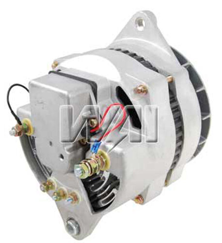 New Alternator Leece  Motorola 8lha 160 Amp