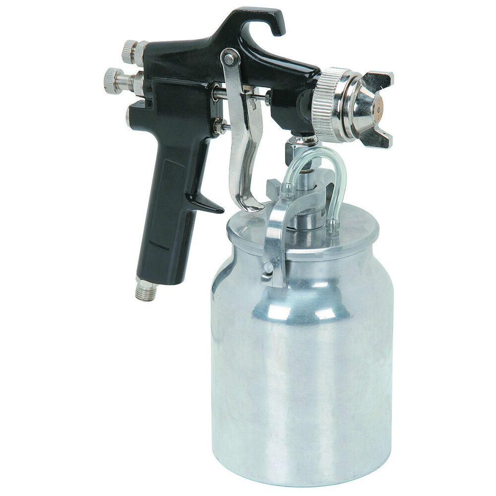 industrial paint spray gun auto body restoration air tool furniture. Black Bedroom Furniture Sets. Home Design Ideas