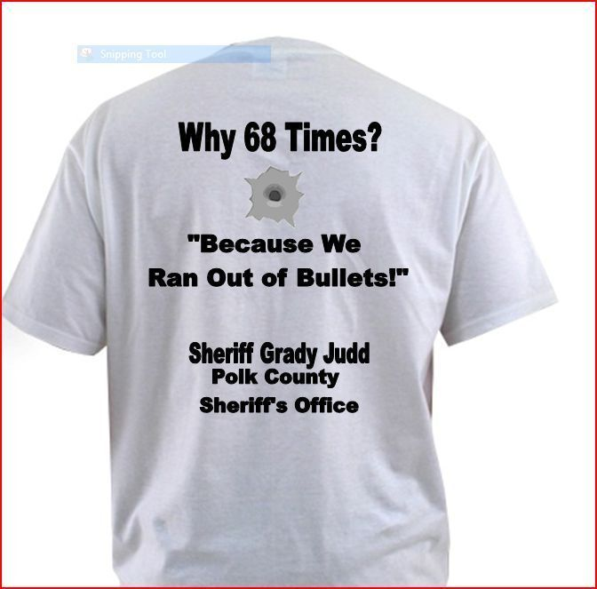 Sheriff Grady Judd Famous Quotes: Polk County Sheriff's Office – Sheriff Grady Judd Comme