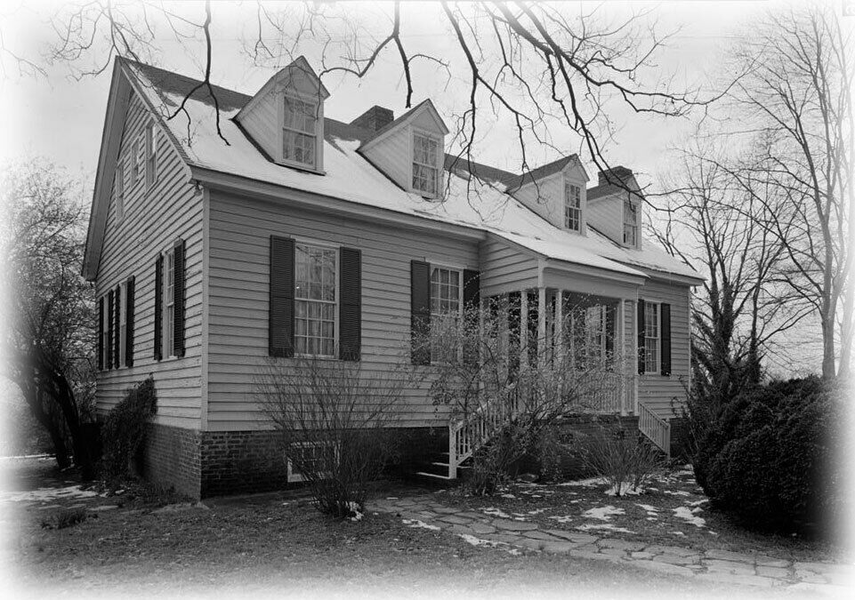 Historic colonial wood home plans traditional north carolina country house ebay - Historic colonial house plans paint ...