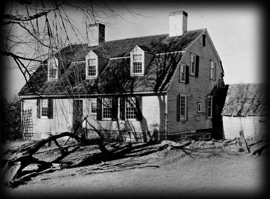 Dutch colonial house plans detailed blueprints for New england home plans