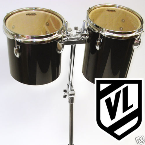 Tom Tom Drum ~ Cannon tubular tom toms quot length drums stand for