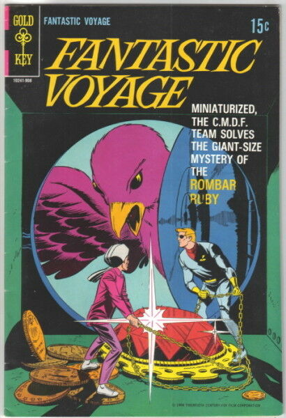 The voyage book