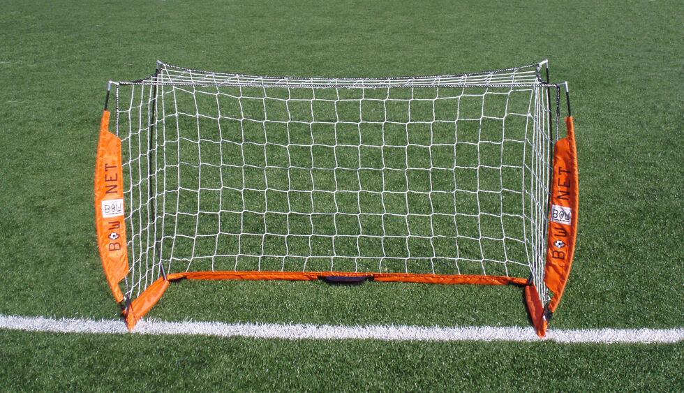 backyard goals bownet soccer goal portable goals for sports backyard