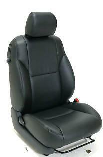 2005 2010 scion tc leather interior seat covers black ebay. Black Bedroom Furniture Sets. Home Design Ideas