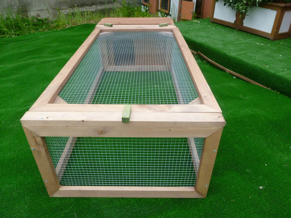 5 X 2 Guinea Pig Rabbit Run With Hut Shelter Ebay