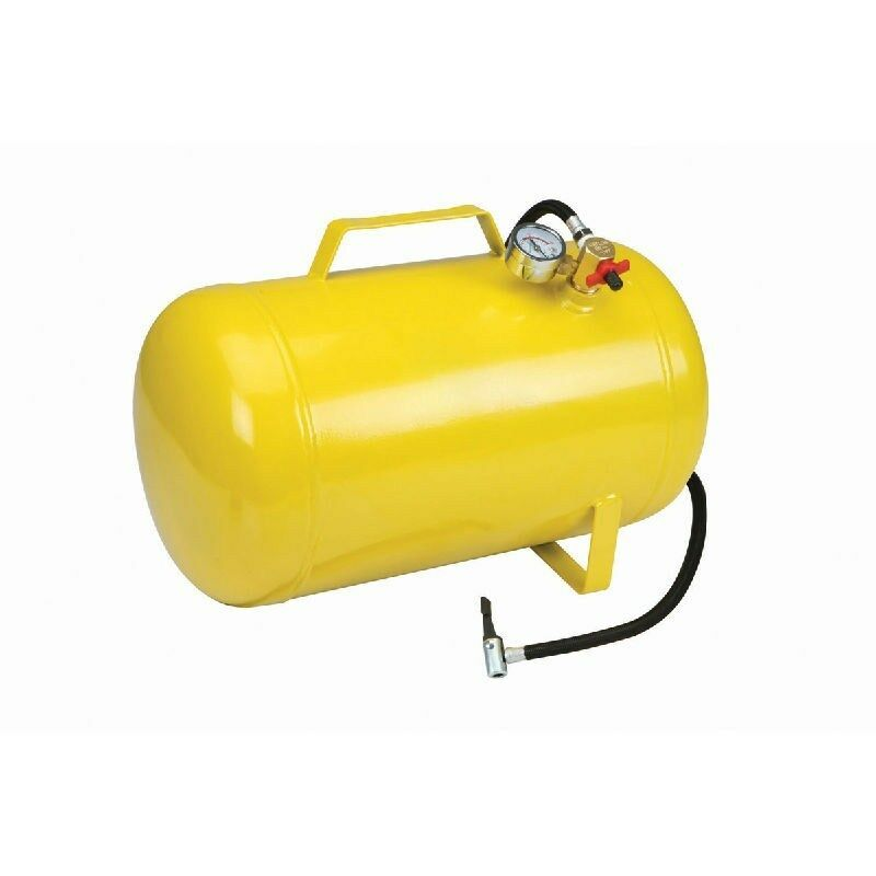 air compressor tank 5 gallon portable air tank tire sport equip emergency ebay 29450