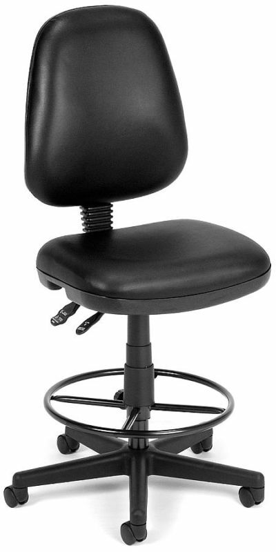 Vinyl Drafting Drawing Office Desk Stool Chair Ebay