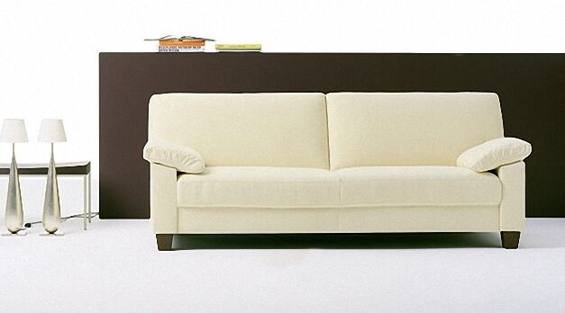 ewald schillig 3er sofabank florenz leder ebay. Black Bedroom Furniture Sets. Home Design Ideas