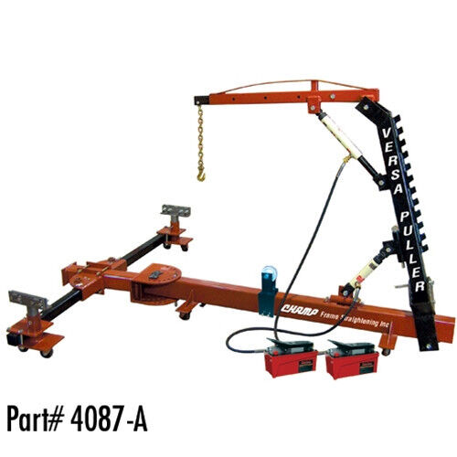 New Champ 10 Ton Versa Puller Frame Machine Ebay