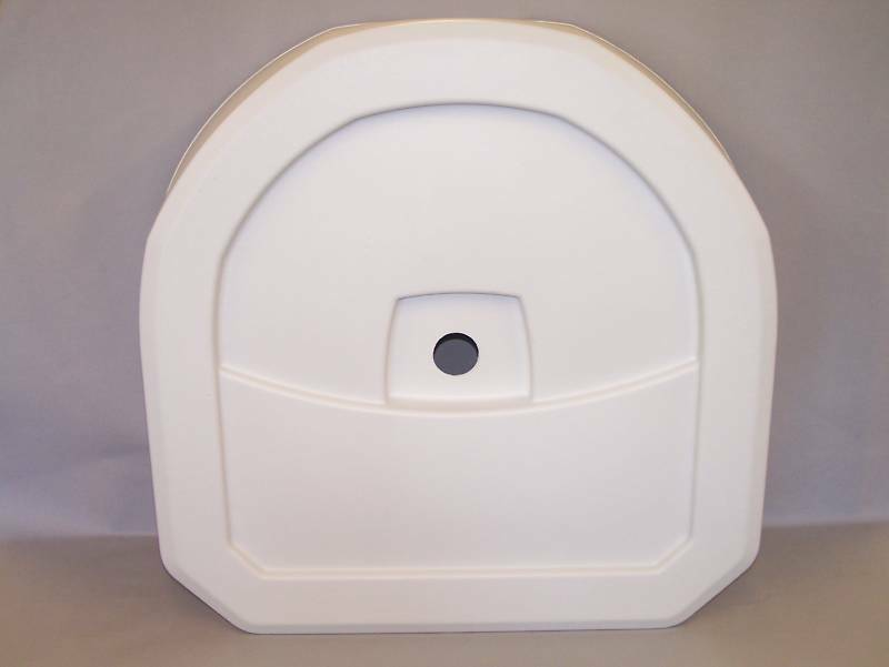 Fleetwood Molded Spare Tire Cover Camper Tire Cover Ebay