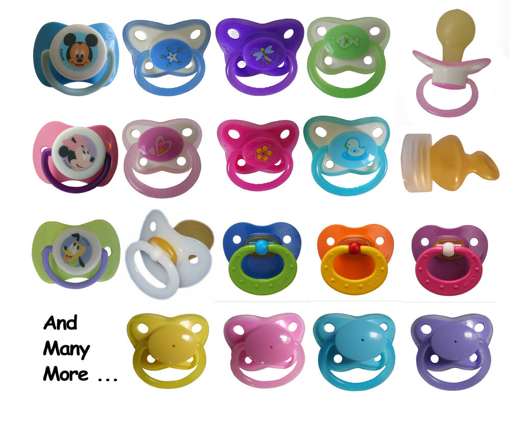 Nuk Baby Pacifier Dummy Soother Adult Sized