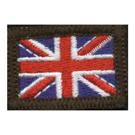 img-New Very small union jack patch 35mm x 25mm