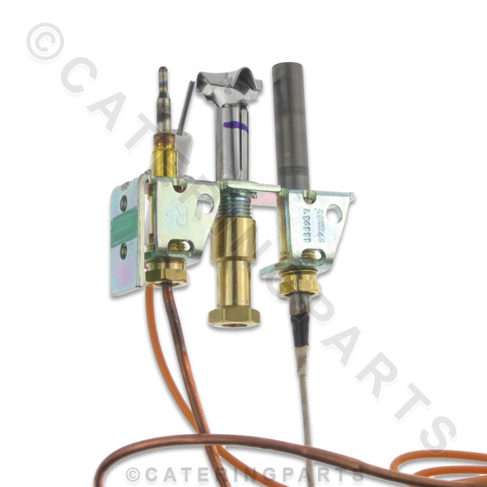 Pilot Assembly Kit : Robertshaw nat gas pilot thermopile thermocouple ignitor