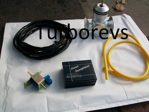 renault clio megane dci turbo diesel dump valve kit ebay. Black Bedroom Furniture Sets. Home Design Ideas