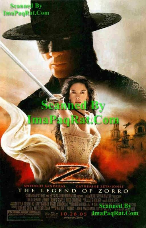 Legend of Zorro: Sexy Catherine Zeta-Jones: Print Ad! | eBay