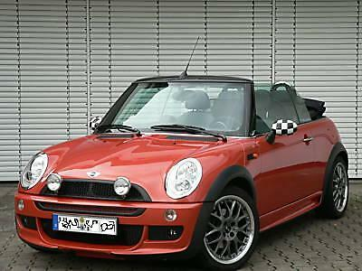 mini cooper one cabrio verdeck einbau anleitung eba ebay. Black Bedroom Furniture Sets. Home Design Ideas