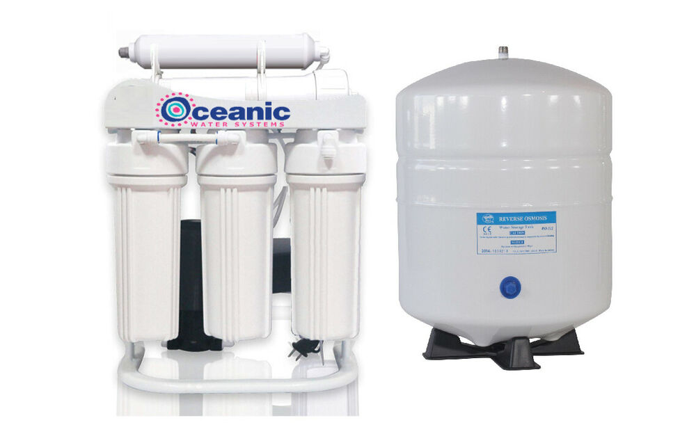 Reverse Osmosis Water Filter System 300 Gallons Per Day 6