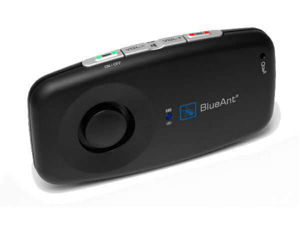 BLUEANT S1 BLUETOOTH CAR SPEAKER KIT BLUE TOOTH ANT NEW