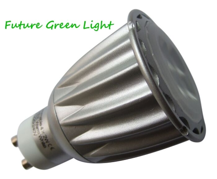 gu10 8w 240v cree led dimmable 440lm white bulb 50w ebay. Black Bedroom Furniture Sets. Home Design Ideas