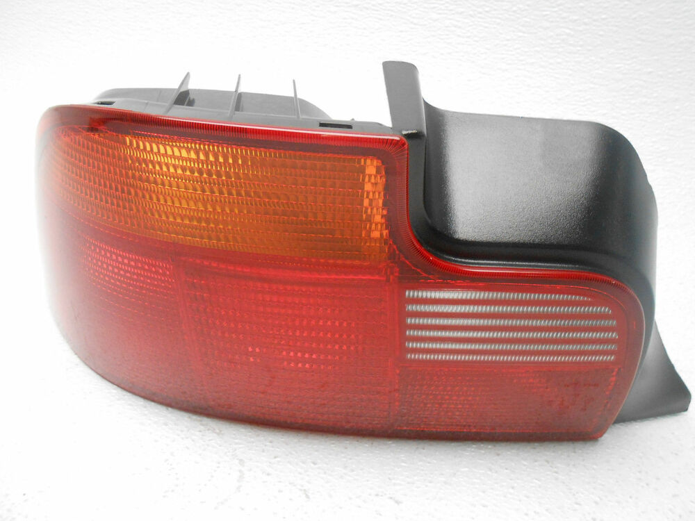 Bmw Z3 Coupe Left Tail Lamp Light 1996 2002 New Oem Ebay