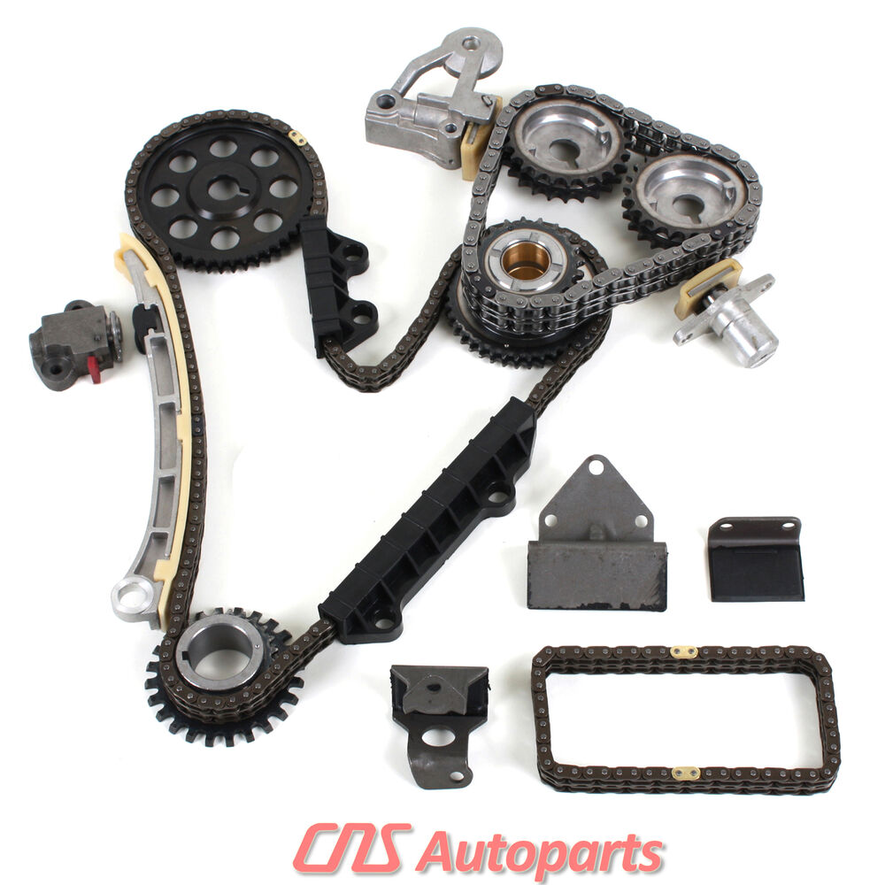 99-06 SUZUKI GRAND VITARA CHEVY 2.5L 2.7L COMPLETE TIMING ...