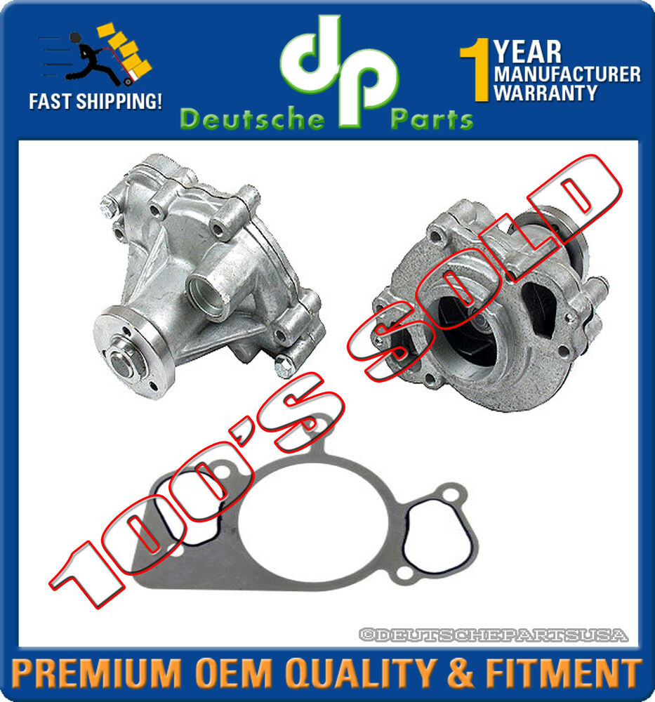 JAGUAR S-TYPE XJ8 L SUPER V8 XK8 VANDEN PLAS Water Pump