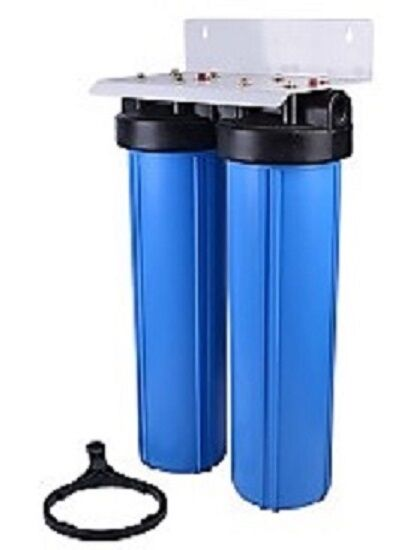 Whole House  Commercial Water Filter Big Blue W  Carbon