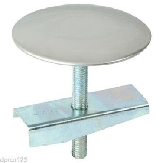"""1-3/4"""" OD FAUCET HOLE COVER POLISHED CHROME,KITCHEN SINK"""