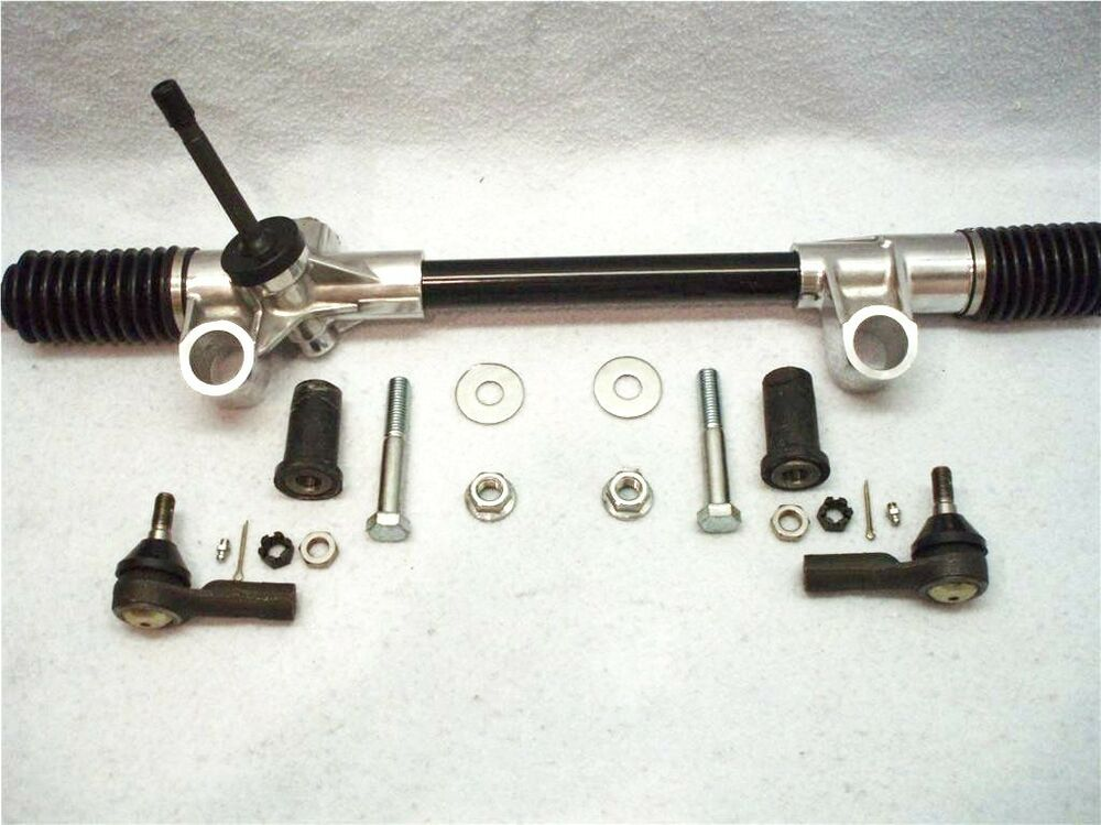 Complete Install Kit Mustang Ii Manual Rack And Pinion Ebay