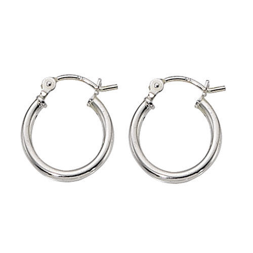 small hooped earrings sterling silver small thin hinged hoop earrings 2mm or 3mm 5435