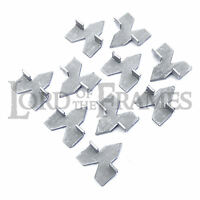 10 x Fletcher PUSH POINTS Tabs for Picture Framing / Window Glazing