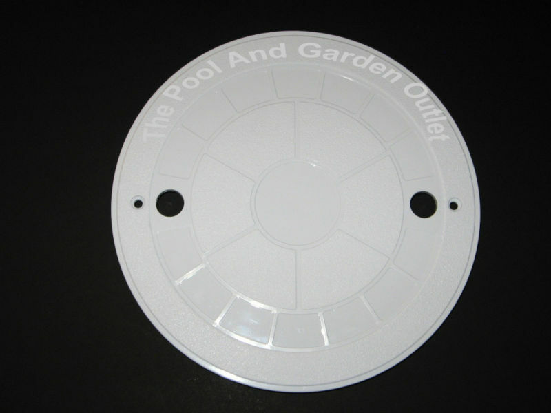 Mp Auto Fill Swimming Pool Water Leveler Deck Lid Cover White Replacement Ebay