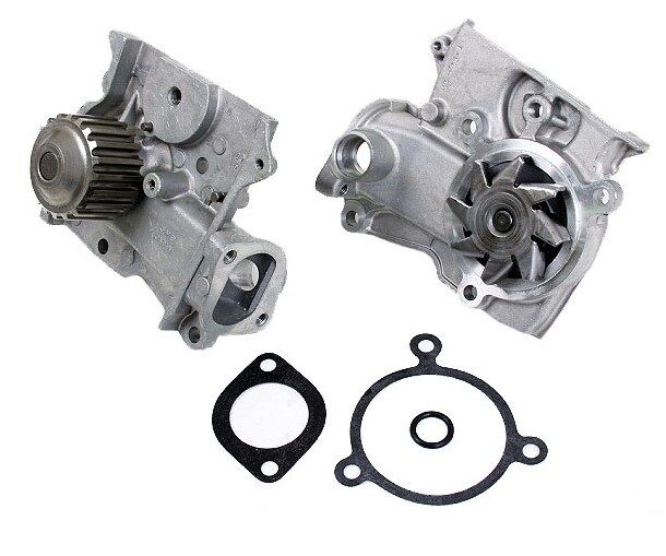 mazda b2000 626 engine water pump with gasket gmb brand new 112 32009 ebay. Black Bedroom Furniture Sets. Home Design Ideas