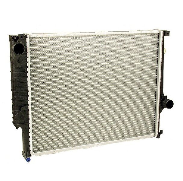 Bmw E36 323 325 328 M3 Radiator For Manual And Automatic Transmission Oem Behr