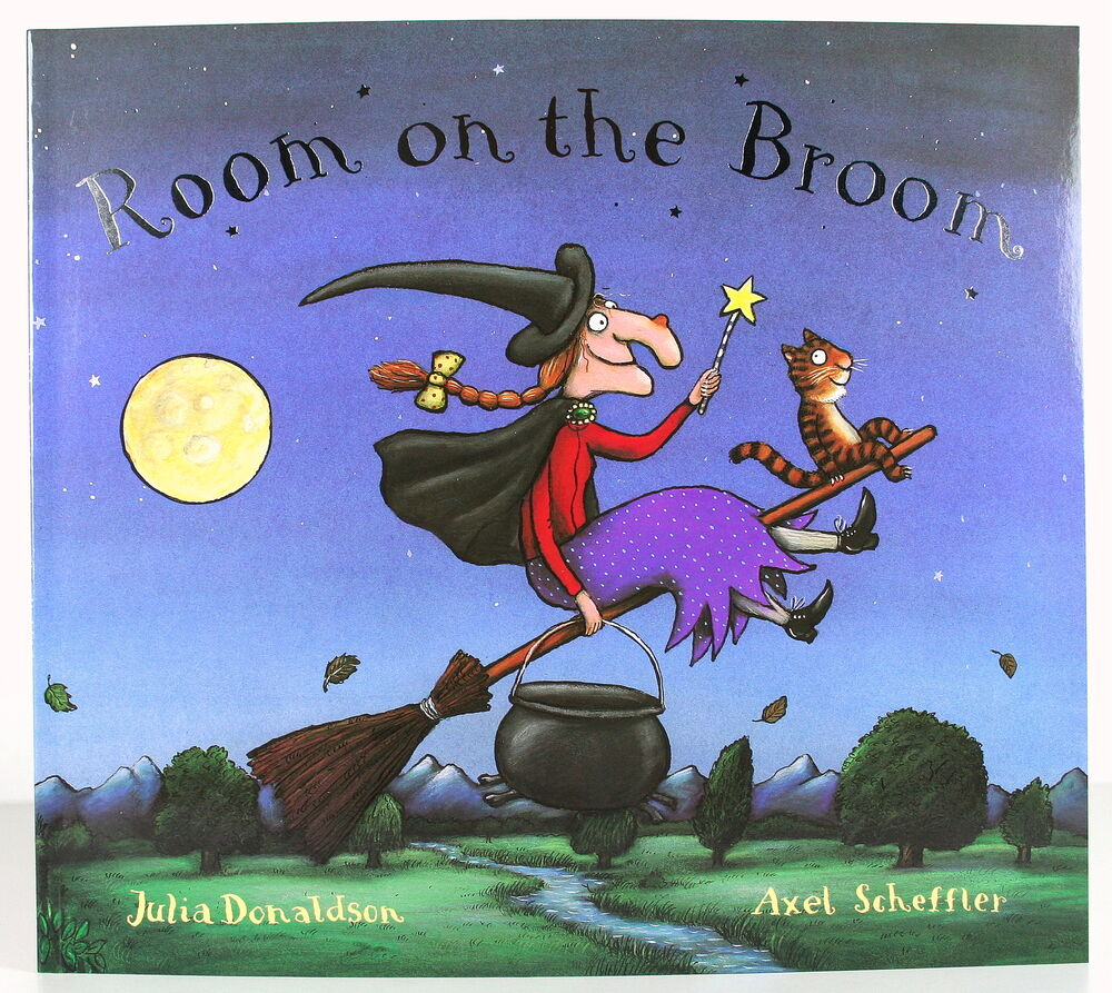 Room On The Broom Book Ebay