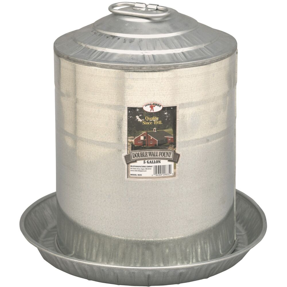 Image Result For Gallon Metal Bucket
