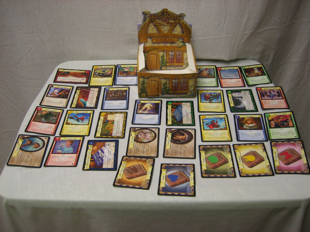 Harry Potter Trading Card Game Diagon Alley Complete Uncommons NEW | eBay