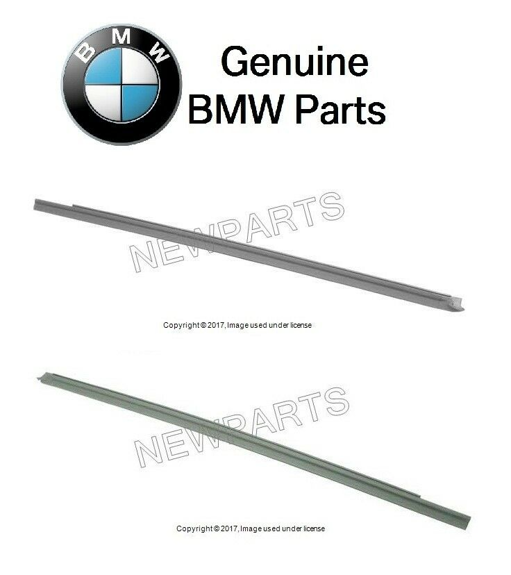 Bmw E39 Rear Door Seals