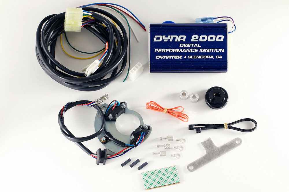 Dynatek Dyna 2000 Cdi Ignition Suzuki Gsxr 750  1100