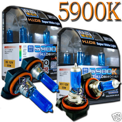 Hid Xenon Halogen Light Bulbs Chevrolet Impala 2006 2007