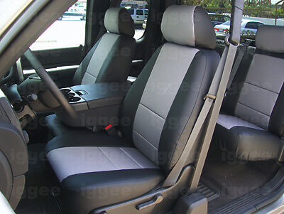chevy avalanche 2007 2012 iggee s leather custom seat. Black Bedroom Furniture Sets. Home Design Ideas